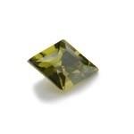Cubic Zirconia Olivine: Diamond 9 x 13mm Art: CZF-466