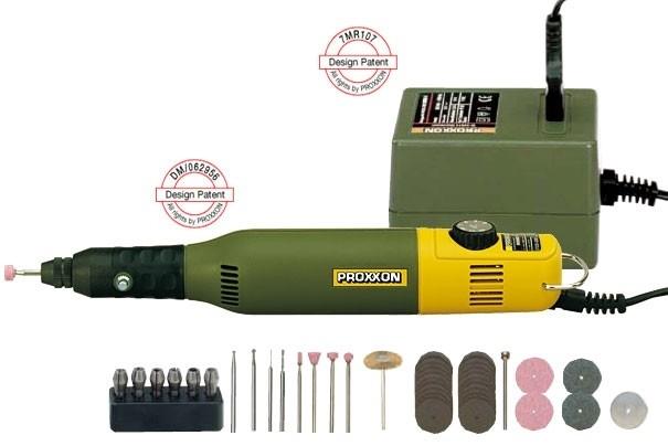 Proxxon boor- en freesapparaat MICROMOT 50/E + toebehoren