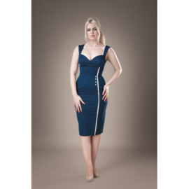 Glamour Bunny, Olivia in Navy in xlarge.