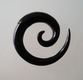 Stretcher Horn Spiral Big 9 mm.
