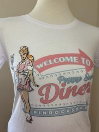 PinRock, Peggy Sue Tshirt White.