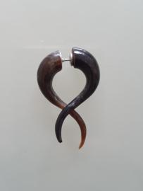 Fake Stretcher Bull's Horn.
