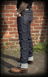 Rumble 59, Selvage Denim Wrecking Wrench.
