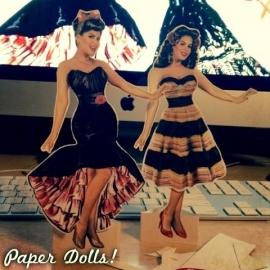 Lisa Love Paperdoll.