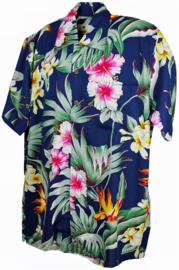 Karmakula, Montana Blue Hawaiien Shirt.
