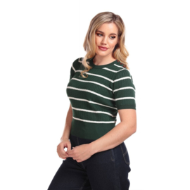 Collectif, Lynn Striped Jumper.