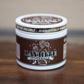 Layrite Super Hold Pomade.