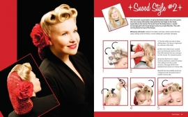 Vintage Hairstyling by Lauren Rennells Issue 2.