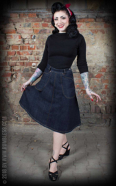 Rumble 59, Denim Skirt Rocking Rosie.