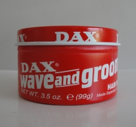 "Dax Wave and Groom (The ""Red"" DAX)."