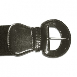 Elastic Belt in Black