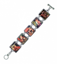 Classic Hardware, Vintagewear Pulp Bracelet.