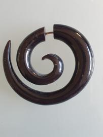 Fake Stretcher Large Spiral.