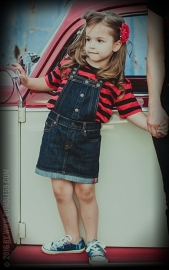 Rumble 59, Kids Denim Dress.