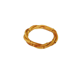 Collectif, Twisted Bamboo Bangle Natural.