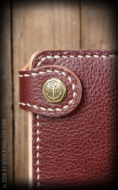 Rumble 59, Leather Wallet Two Tone Cash Only.