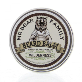 Mr Bear Family, Beard Brew Wilderness.