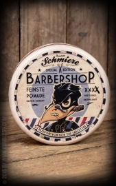 Rumble 59, Special Edition Schmiere Barbershop Rock Hard.