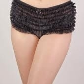 Frilly Heart Knickers.