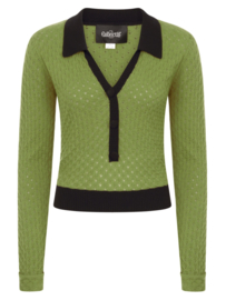 Collectif, Lorrelei Knitted Top.