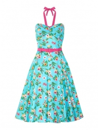 Collectif, Ginger Paradise Hawaiien Doll Dress.