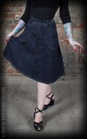 Rumble 59, Denim Skirt Rocking Rosie.