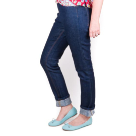 Lady K Loves, Classic Jeans.