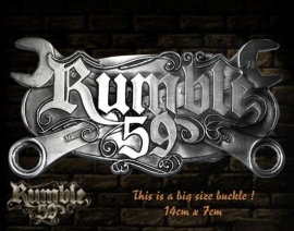 Rumble 59, Wild Wrench Buckle.