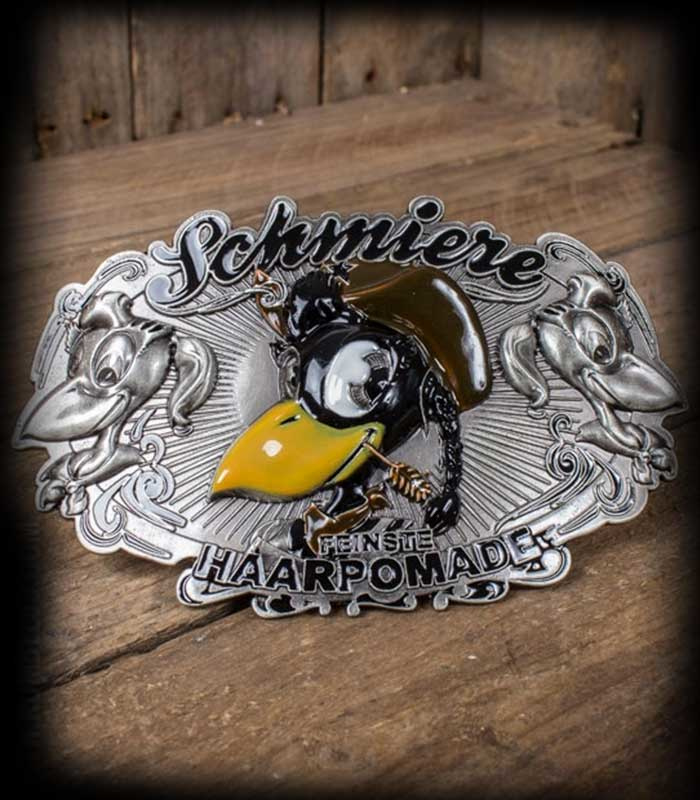 Rumble 59, Schmiere Cowgirl Buckle.