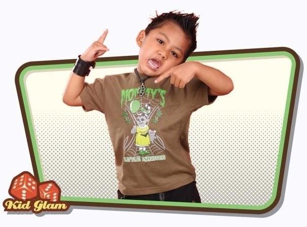 KidGlam, Mommy's Little Monster.