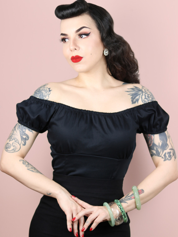 Scandal Clothing, Lucille Top