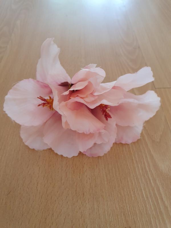 Pink Pinup Hair Hibiscus.