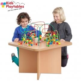 Kralentafel Speeltafel Vierkant