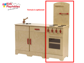 Kinderkeuken Speelgoed keuken voor kleuters voor de kinderopvang