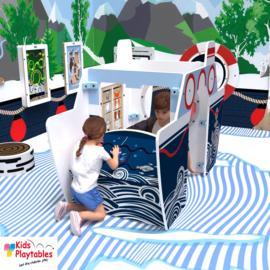 Speelsysteem Kinderhoek Boot