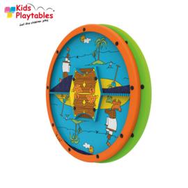 Wandspel Playwheel Treasue Island