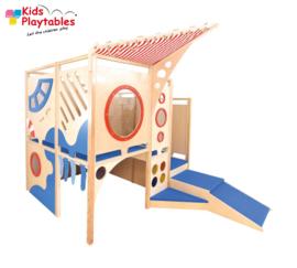 Speelhuis voor de kinderopvang Kapitein Nemo