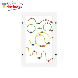 Spelmodule Speelwand Wire Beads
