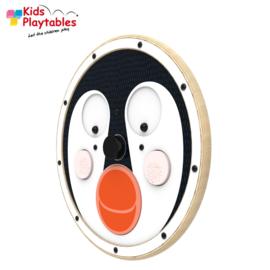 Wandspel | Wandspeelbord Happy Penguin