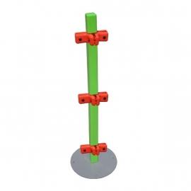 Paaltje voor kinderhoek hekwerk T-Splitsing