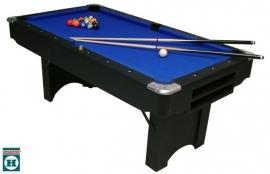 Poolbiljarttafel Standaard 6ft