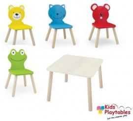 Pintoy Vierkante Kindertafel