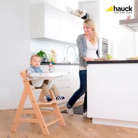 Eetblad Alpha Tray Wit van Hauck