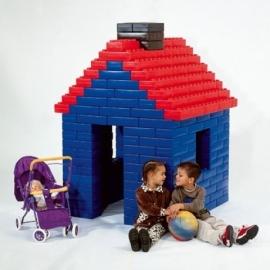Reuze Bouwblokken voor uw Kinderhoek Set van 53 stuks