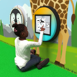 Bubble Playtouch Touchscreen Spelcomputer