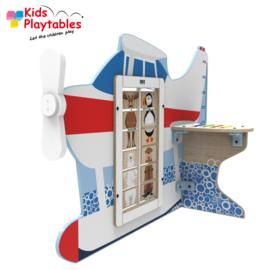 Speelsysteem Kinderhoek Vliegtuig