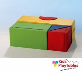 Reuze Foam Speelblokken Uitbreidings set 3
