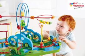 Activiteiten Speeltafel Jungle & Trein
