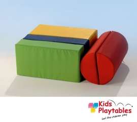 Reuze Foam Speelblokken Uitbreidings set 4