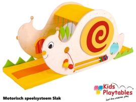 Vrijstaand speelsysteem Slak